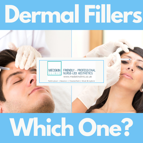 Types of Dermal Fillers Hyaluronic Acid, Calcium Hydroxylapatite and Botox Benefits