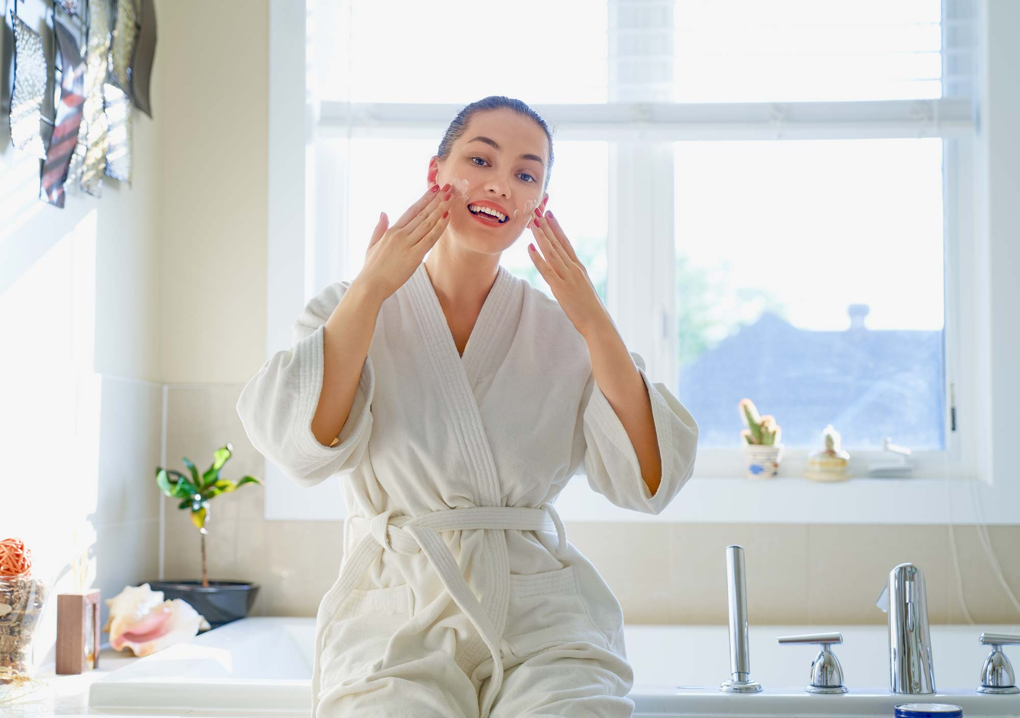 Lockdown survival: At-home self-care and beauty tips