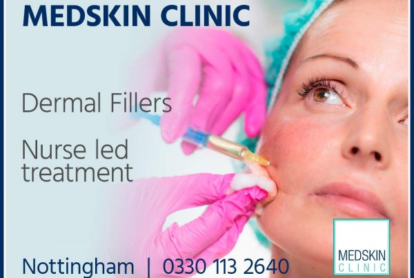 Dermal Fillers Nottingham Décolletage Beeston West Bridgford