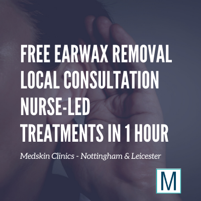 Earwax Removal Nottingham and Leicester