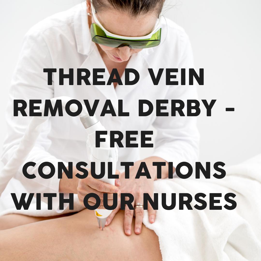 Thread Vein Removal Nottingham
